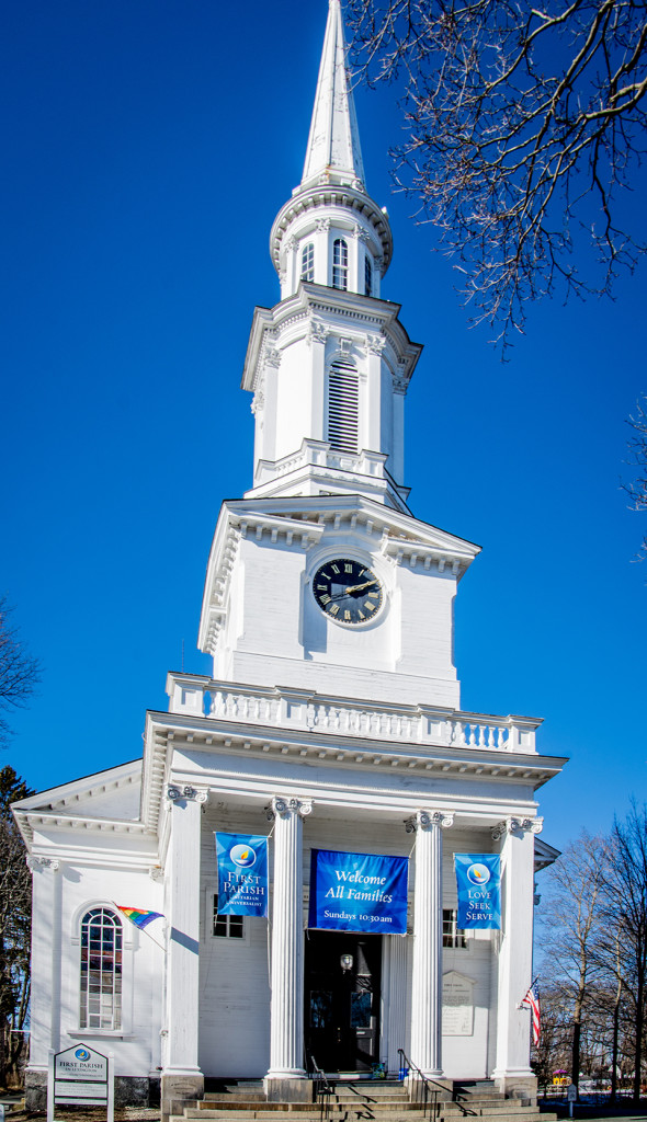 First Parish, Lexington, Massachusetts