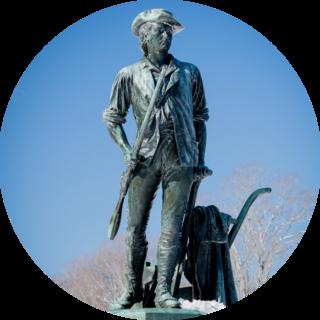 Minuteman, Concord, Massachusetts
