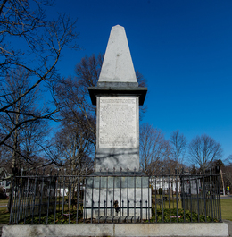 The Revolutionary Monument 1799, Lexington,Massachusetts