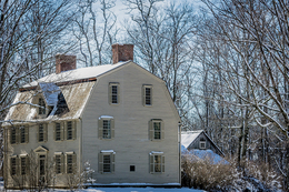 The Old Manse Concord, Massachusetts